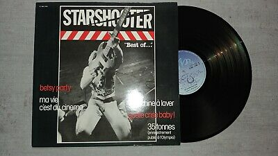 Lp 33T Starshooter - Best Of Original French Press