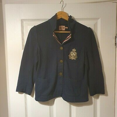 JUICY COUTURE Girls Jacket - Size Small S - Classy design