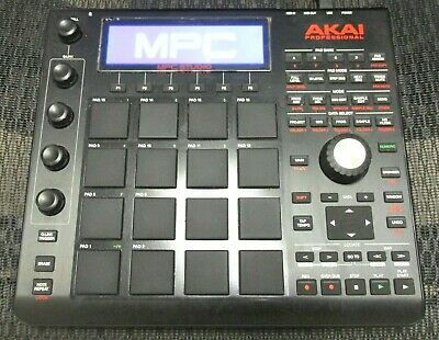 AKAI Professional MPC Studio Black MIDI Interface W/ Neoprene Sleeve