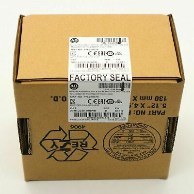2020 STOCK factory sealed Allen-Bradley Micro820 2080-LC20-20QWB