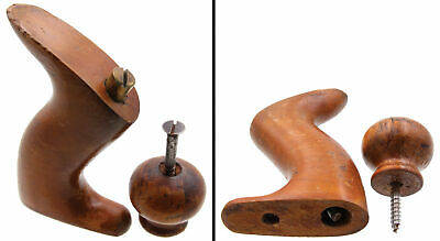 Orig. Handle & Front Knob for Sargent No. 3411 Transitional Plane - mjdtoolparts
