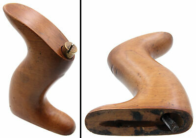 Orig. Beech Rear Handle for Sargent No. 3411 Transitional Plane - mjdtoolparts