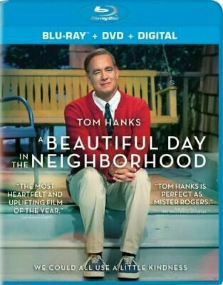 A Beautiful Day In The Neighborhood[BLU-RAY+DVD+DIG]NEW*W/SLIP SHIPS 02/19/20