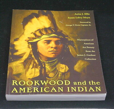 Rookwood And The American Indian, Art Pottery From James J. Gardner Collection