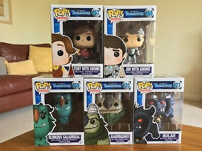 DreamWorks trollhunters 3.75 Brand New * inch Scale Action Figure-Jim