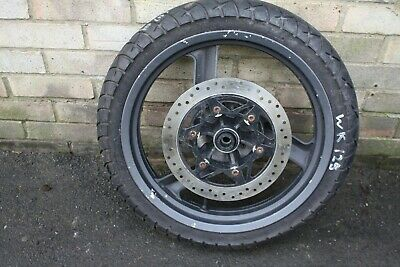 WK 125 R 125 XY125-11 2014 FRONT WHEEL and tyre