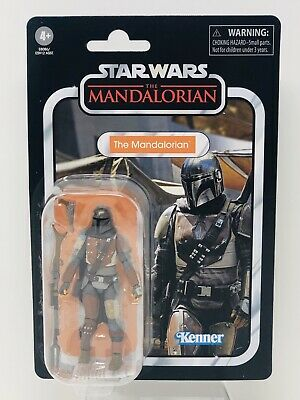 Star Wars The Vintage Collection The Mandalorian VC166 Kenner In Hand!!!!