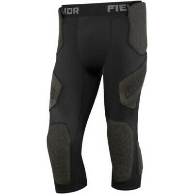ICON Field Armor Compression Pants Black Large LG Dirt Road Adventure 2940-0341