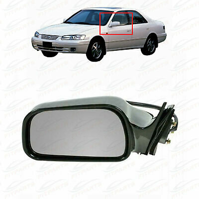 Mirror Power Driver Side Left LH LF for Toyota Camry /& Hybrid SE XLE