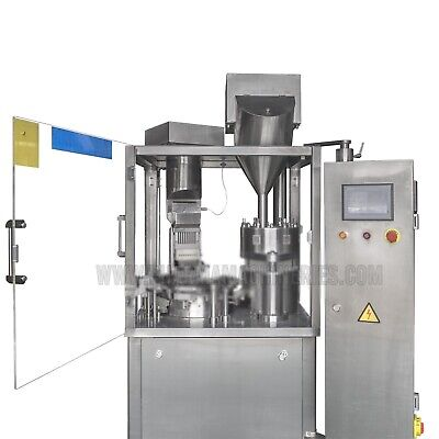 Automatic Liquid Capsule Filling and Sealing Machine NJP-260