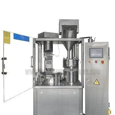 Automatic Liquid Capsule Filling and Sealing Machine NJP-260-260 caps/ minute