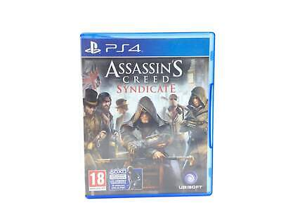 Juego Ps4 Assassins Creed Syndicate Ps4 5548798