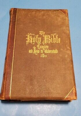 Hitchcock's New And Complete Analysis Of The Holy Bible 1873