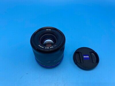 Zeiss E 50mm f2.0 Loxia Lens (FE MOUNT)! USPS 2-3 days w/ tracking + insur!!!!!