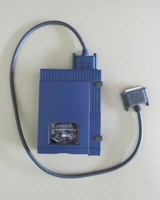 Iomega Zip 100 Parallel External Drive, Power Supply Data Cables & Manual