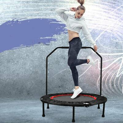 """Mini Trampoline Fitness Exercise Fitness Gym Rebounder Cardio Trainer Jump 50/"""""""