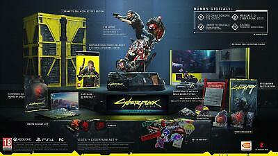 Cyberpunk 2077 Collector's Edition XBOX ONE Versione Italiana