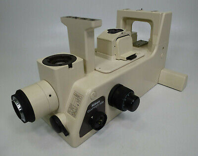 Nikon Main Base / Light Source - Diaphot 300 Inverted Phase Contrast Microscope