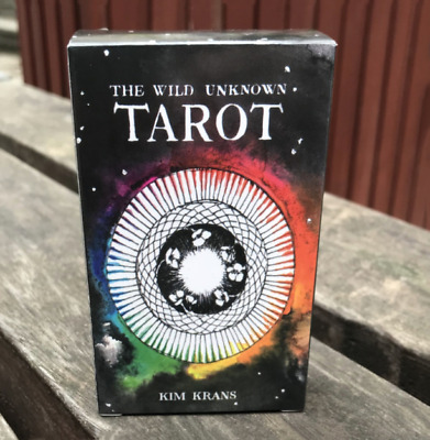 NEW Cards Wild Unknown Tarot Cards Beginner Deck Vintage Fortune Telling 78Pcs