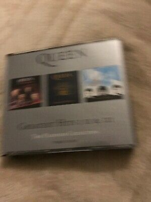 Queen - Platinum Collection, Vol. 1-3 Greatest Hits 1 2 3 CD I II III