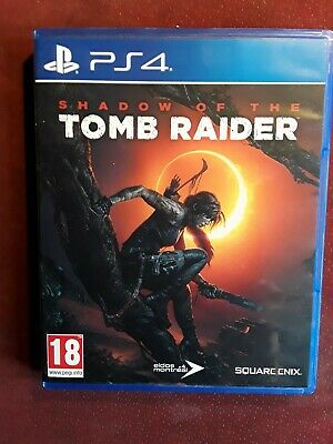 Shadow of the Tomb Raider - Standard Edition PS4