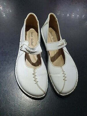 Ladies Flat Shoes By Josef Seibel.  Leather,Size 38 uk 5 brand new