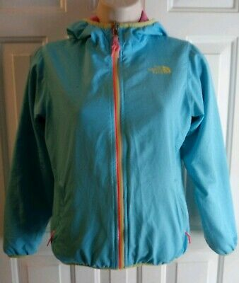 The North Face Hooded Jacket Girls Medium 10/12