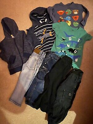 Bundle of boys clothes 2-3 Next, George, H&M Hoodies, T-shirt, Jumper, Jeans