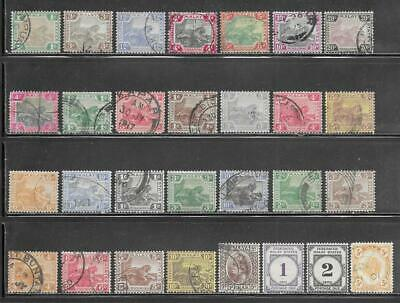 Malaya Collection All Pre 1940