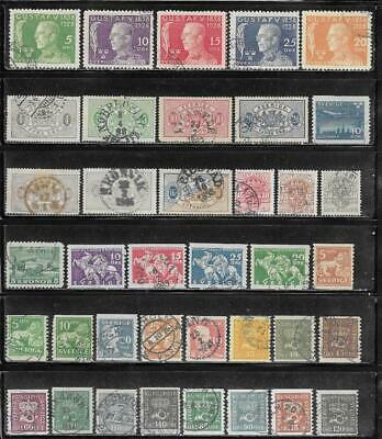 Sweden Collection All Pre 1940