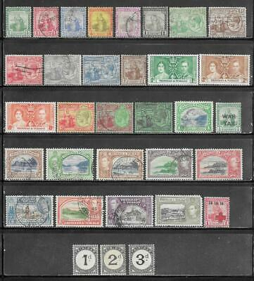 Trinidad & Tobago Collection 1913-1938