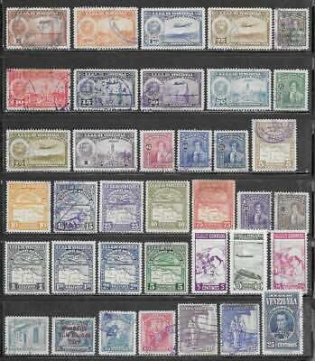 Venezuela Collection All Pre 1940