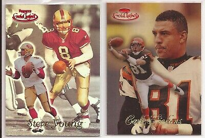 1998 Topps Gold Label Class 3 Red #79 Carl Pickens parallel #'d 011/025!!!