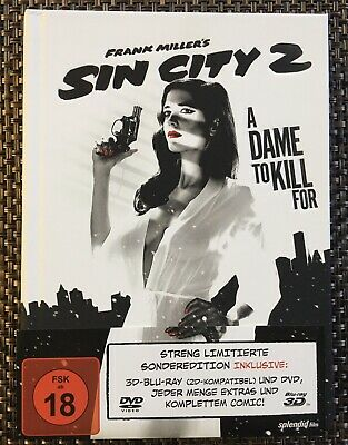 """Sin City A Dame to Kill For Eva Green Movie Silk Poster 36/""""x24/"""" 118*"""