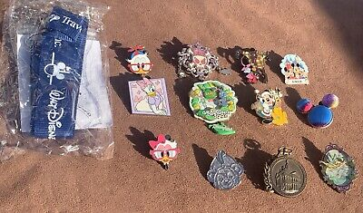 Disney Pin Lot