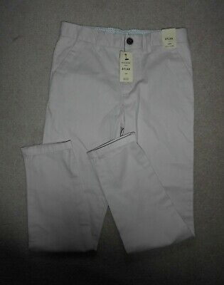 BOYS TROUSERS AGE 10 RIVER ISLAND (slim fit)