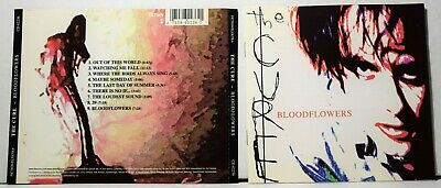 The Cure - Bloodflowers CD Elektra / Fiction Records CD 62236