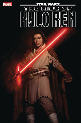 STAR WARS RISE OF KYLO REN 4 NM 4A Main first 1st print cover SHIPS 3/4