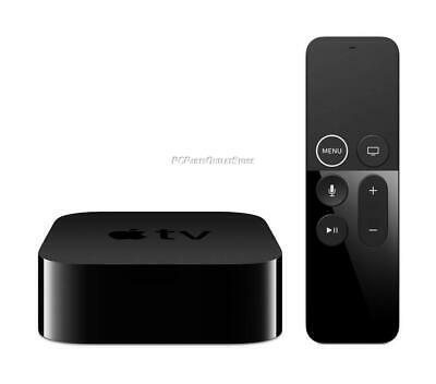 Digital Media Streamer Apple TV 4K A1842 64GB HDR 5-th Generation MP7P2LL/A