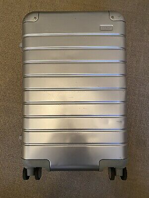 Away Aluminum Bigger Carry-On