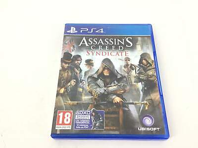 Juego Ps4 Assassins Creed Syndicate Ps4 5552400