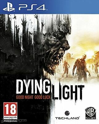 Juego Ps4 Dying Light Ps4 5552896