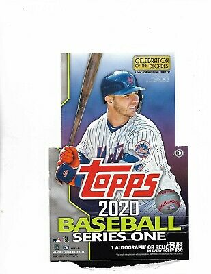 2020 topps series 1    complete set   1 -  350  trout  judge  guerrero