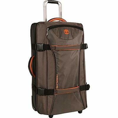 Timberland Wheeled Duffle Bag Carry On Check In Lightweight Rolling Luggage 1 Pc