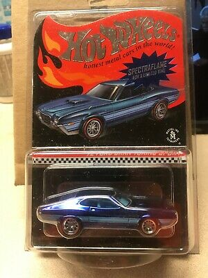 Hot Wheels RLC '72 Ford Gran Torino Sport Spectraflame  (2686/3500)