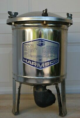 Harmsco BETTERFIELD42AFilter,Stainless Steel Commercial/HOME