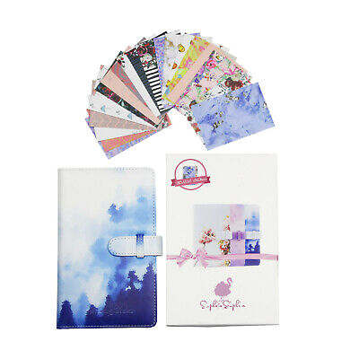 Instant Camera Photo Album 2x3inch Photos for Fujifilm Instax Polaroid Sprocket