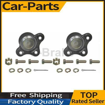 For Mazda B2000 B2600 86-93 Suspen Ball Joint Front Upper Set of 2 CTC 8AU134540