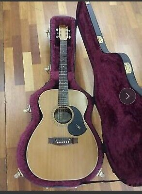 Maton Ebg808L Electric Acoustic Guitar Made In Australia