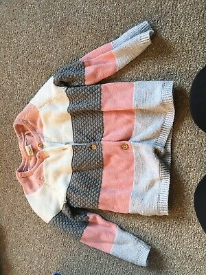 girls cardigan 12-18 months
